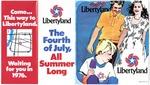 Libertyland brochure, Memphis, 1975