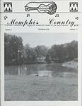 Memphis Country magazine, 1:1, 1974