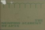 Memphis Academy of Arts catalog, 1967-1968