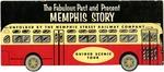 Memphis Street Railway Company Guided Scenic Tour, circa 1955