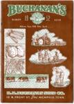 R.B. Buchanan Seed Company catalog, Memphis, 1952