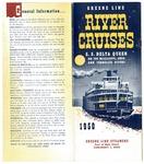 Greene Line Steamers brochure, 1950