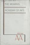 Memphis Academy of Arts catalog, 1943-1944
