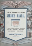 Your American Home Service Manual, Lowenstein's, Memphis, 1943