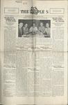 South Side High School, Memphis, The Triple S,  13:9, 1941