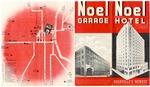 Noel Hotel, Nashville, brochure, circa 1930