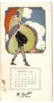 John Gerber advertising pamphlet, Memphis, 1921