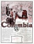 Columbia Graphophone Company advertisement, circa 1915