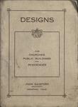 Designs for Churches, Public Buildings and Residences by John Gaisford, Memphis, circa 1911