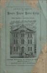 Memphis Hospital Medical College Announcement, 1879-1880.