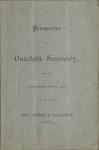Ouachita Seminary, Arkansas, Prospectus, 1877-1878