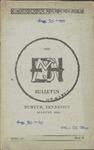 Elizabeth Messick High School, Memphis, Bulletin, 2:5, 1910