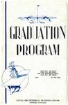 Graduation Program, Naval Air Technical Training Center, Millington, 1944