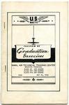 Graduation Program, Naval Air Technical Training Center, Memphis, 1943