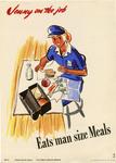 Jenny on the Job poster series, 1943