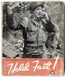 Hold Fast!: Historical Bits of Pathos, Lore, Heroism and Satire About the Veteran Ninth Infantry Division, circa 1945 by Joseph B. Mittelman