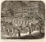 Memphis Carnival, Scribner's Weekly, 1874