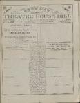 Leubrie's Theatre House Bill, 1885