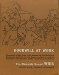 Goodwill at Work: The Memphis Sound: WDIA, circa 1969