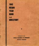1943 Negro Year Book and Directory