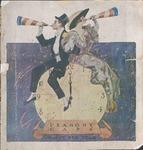 Peabody Cafe: Happy New Year, 1913