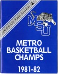 Year of the Tiger: Metro Basketball Champs, 1981-82