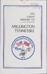 The Early History of Millington, Tennessee, 1975