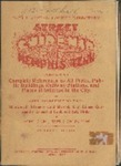 Paul's Annual Pocket Directory, Street Guide and Map of Memphis, 1895