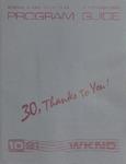 WKNO Program Guide-30, Thanks to You!, 1986