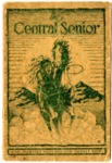 Central High School, The Central Senior,  Memphis, June 1928