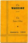 Central High School, The Warrior, Memphis, 17:09, 1934