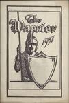 The Warrior, Central High School, Memphis, April 1931