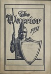 Central High School, The Warrior, Memphis, 13:06, 1931
