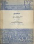 Memphis: A Short Historical Sketch, circa 1950
