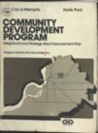 Community Development Program, Hyde Park, Memphis, 1979