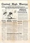 Central High School Warrior, Memphis, November 15, 1943
