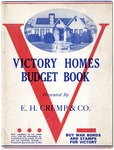 Victory Homes Budget Book, 1942