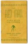 Central High School, The Red Man handbook,  Memphis, 1937