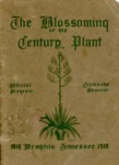 The Blossoming of the Century Plant, Memphis, 1919