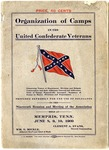 Organization of Camps in the United Confederate Veterans, 1909