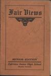 Fairview Junior High School, Fair Views, Memphis, 4:8, 1935