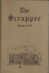 South Side High School, Memphis, The Scrapper, 1935