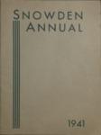 Snowden Junior High School, Memphis, yearbook, 1941