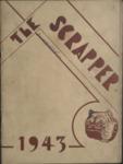 South Side High School, Memphis, The Scrapper, 1943