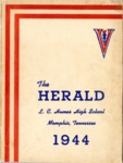 Humes High School Herald, Memphis, 1944
