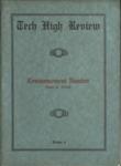 Memphis Technical High School, Review, 1932