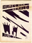 Humes High School Herald, Memphis, 1932