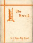 Humes High School Herald, Memphis, 1936