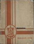 Humes High School Herald, Memphis, 1938