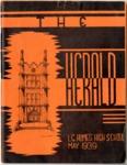 Humes High School Herald, Memphis, 1939